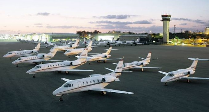 Status over everything! Despite hard times Nigerian banks splurge on private jets
