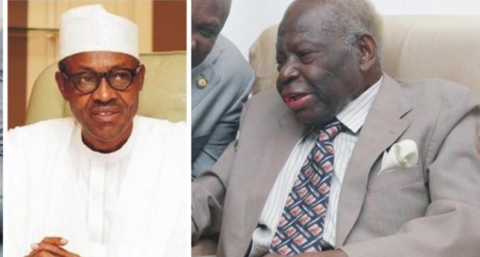 Buhari Says Nigeria Proud of Centenarian Akintola Williams