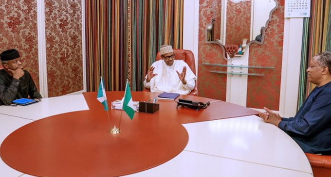 In Victory, Buhari Extends Hand of Fellowship to Opposition
