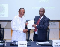 Partners In Progress…NPDC, CPDC Sign $876m OML 65 Mega Deal