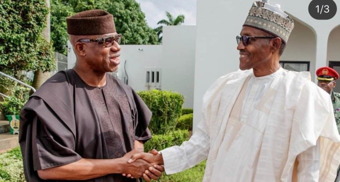 Breaking! Gov. Dapo Abiodun Congratulates President Muhammadu Buhari On Tribunal Victory