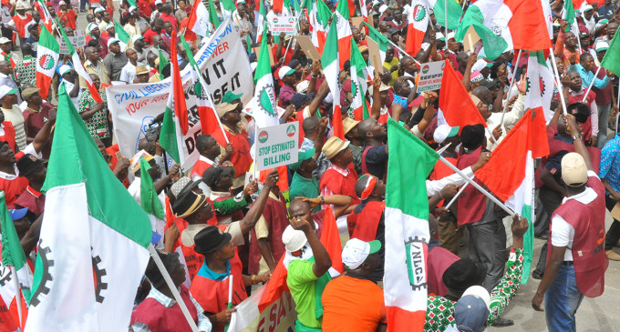 FG, Labour Conclude Minimum Wage Talks Tuesday