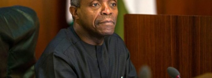Gang Up!!! The Gloves Are Off as Forces Move Against Vice President Osinbajo