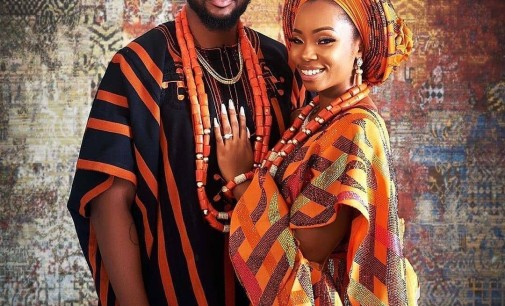 Ex-Big Brother Naija housemates, Bam Bam and Teddy+A Weds Today