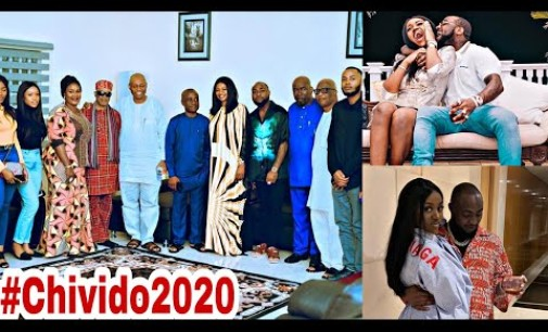 #CHIVIDO 2020: Davido set to marry Chioma in 2020