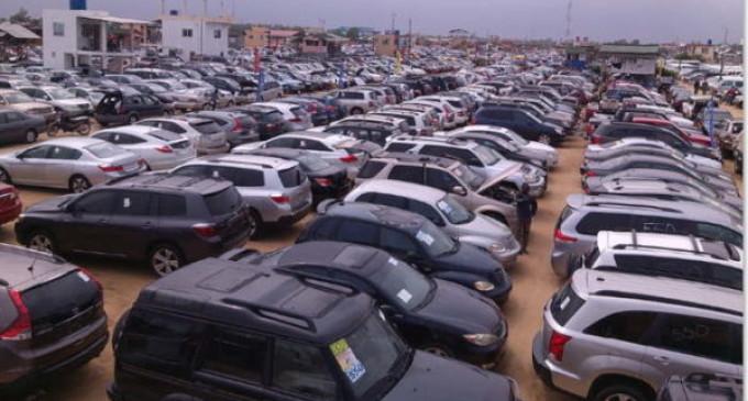 In Major Crackdown, Customs Shut Car Dealers Across Lagos
