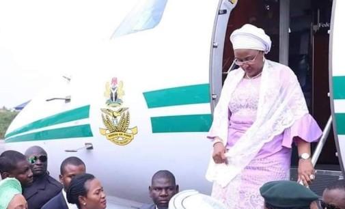 Aisha Buhari: Mamman Daura's Family Denied Me Access To Villa House