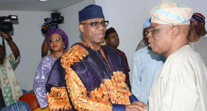 Wisdom of the Ancients… Ogun State Gets Governor's Elder Council