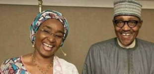 Instant Superstar! Buhari's Rumoured Bride, Sadiya Umar, Becomes Darling  of Ministers, Governors, Favour Seekers