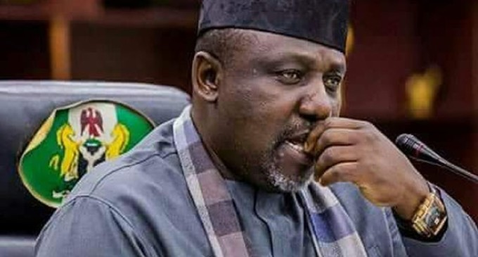 Imo Assembly Orders Probe Of Alleged Okorocha's 250 Bank Accounts