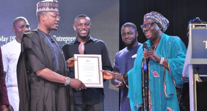 Tambuwal, Dino, Shina Peller Win Peace Achievers Awards  King Akan in Abuja