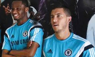 Hazard is a Lazy Player – Mikel