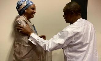 Hadiza lied! We Never Sponsored Thugs To Harass NPA MD – OMSL