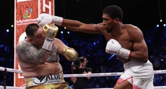 Anthony Joshua Beats Andy Ruiz To Reclaim World Titles