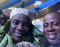 Royal Confusion! As Alaafin of Oyo, Aare Gani Adams Install Two Different Mayegun