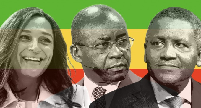 Breaking: Forbes Releases Africa's Richest List – How Zimbabwean Billionaire Lost Half of Fortune