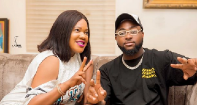 Toyin Abraham 'Drags' Davido, Cobhams, Peruzzi, Others to Movie Industry for Alakada