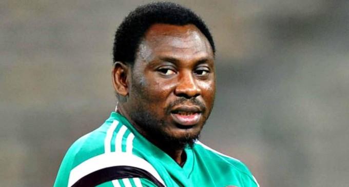 Buhari Appoints Amokachi as Football Ambassador