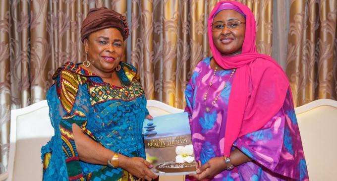 What's Cooking Between Aisha Buhari and Patience Jonathan?