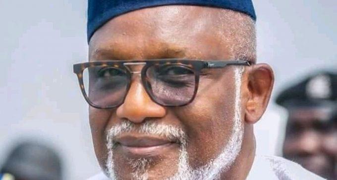 APC'll Fail If Akeredolu Gets Ticket — Envoy