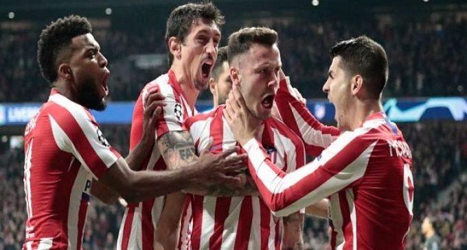 Atletico Madrid Beat Liverpool to Qualify for Champions League Quarter-Quarter-Finals