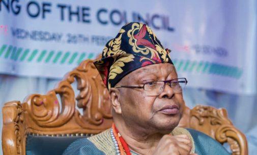 Breaking: Dapo Abiodun, Mike Adenuga, Celebrate Awujale's 60th Royal Anniversary.