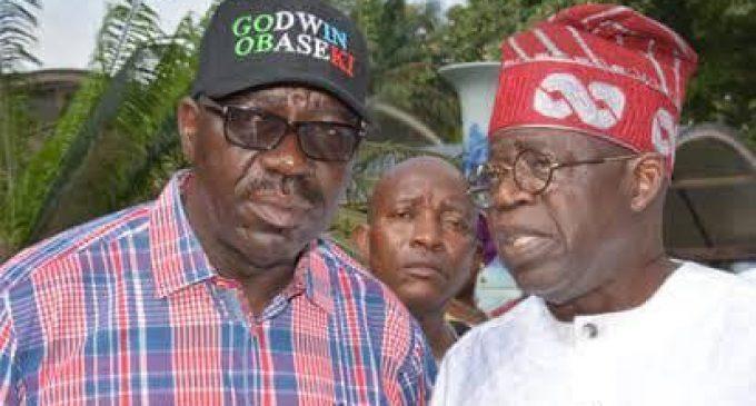Governor Obaseki Runs To Tinubu Ahead Of Edo Governorship Primaries