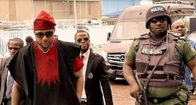 BREAKING: E-Money In Trouble As IG Orders His Probe,  Withdraws Police Escort