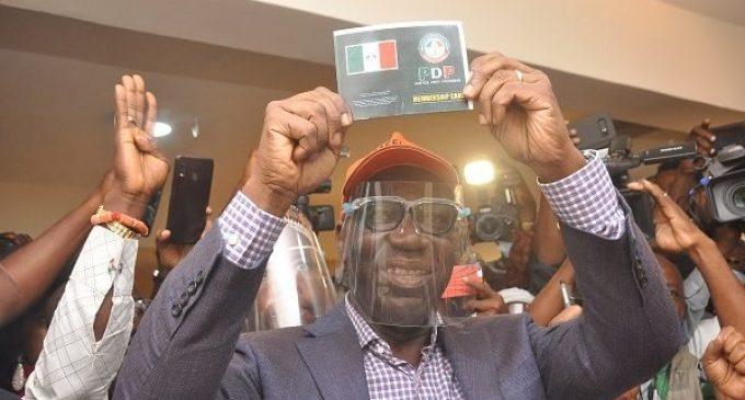 BREAKING: Court Bars Obaseki From PDP primaries