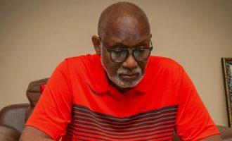 Coronavirus Status: Akeredolu Vows Not to Handover to Deputy