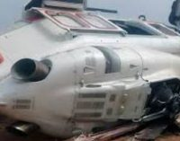 Why Osinbajo's Helicopter Crashed, by Investigation Bureau