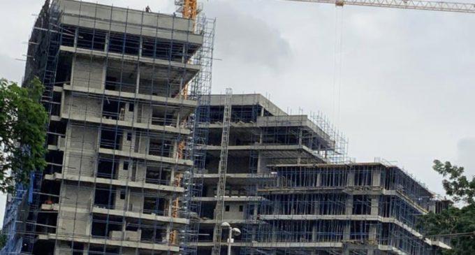 'Preventing Calamity'! Gov. Sanwoolu Seals Gerrard, Ikoyi High-rise