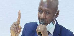 Magu Battles for Bail as EFCC Chiefs Face Panel