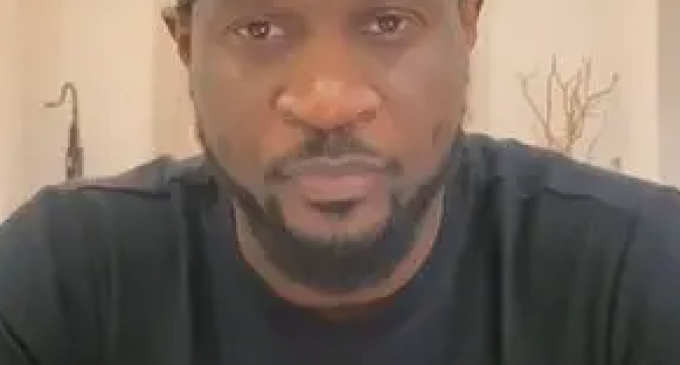 Peter Okoye Becomes The Prodigal After P-Square Split