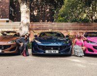 Mr Money! Femi Otedola Buys Three Ferrari Cars For Daughters In London, Multimillion Euros Home In Monaco.