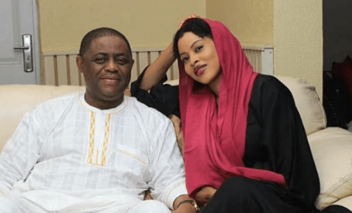 Halima Yusuf Not My Fiancee But 'Source of Immense Comfort' to me — Fani-Kayode