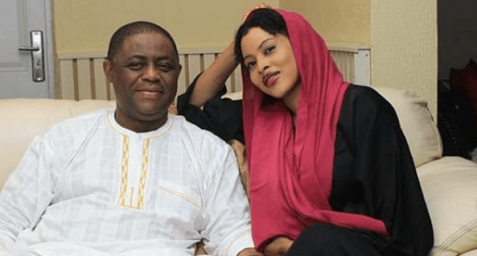 Halima Yusuf Not My Fiancee But 'Source of Immense Comfort' to me — Fani-Kayode