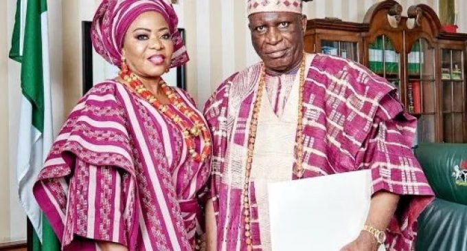Breaking: Marital Tragedy… Justice Adesola Oguntade Sends Wife, Modupe, Packing!