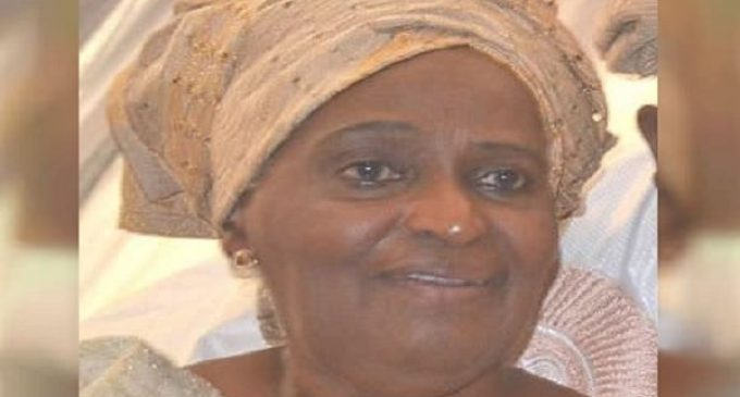 BREAKING: Awolowo's First Daughter, Dies at 79