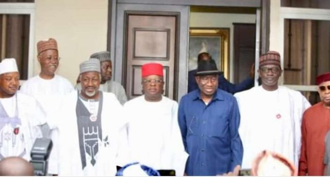 2023: APC Chieftains' Visit to Jonathan Raises Fresh Concerns