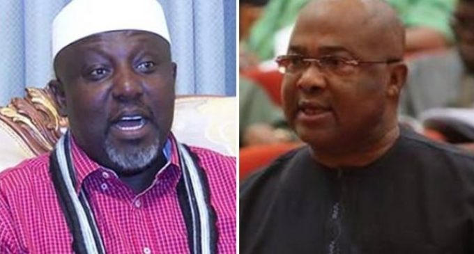 Okorocha to Uzodimma: Leave Imo People Out of Your Fight Against Me