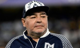 Maradona 'Died Poor' With 'Just £75,000 In His Account