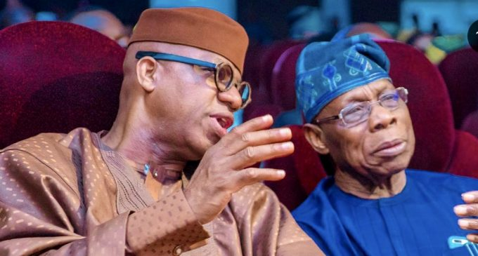 This 'Child' has the Wisdom of the Ancients… Why Obasanjo Loves and Doesn't Joke with Governor Dapo Abiodun