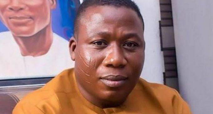 BREAKING! Sunday Igboho Arrested In Cotonou