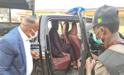 Police Confirm Senator Okorocha's Arrest For Breaking Into Sealed Hotel