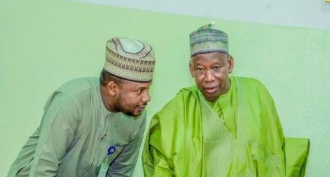 Ganduje Sacks Special Adviser on Media For Criticizing President Buhari, APC
