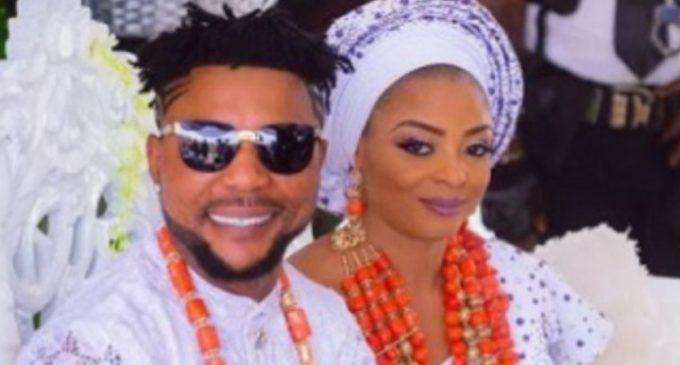 Oritse Femi's Wife, Accuses Side Chic Of Sleeping With Hubby in Matrimonial Home