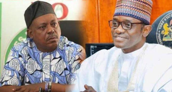 Panic In PDP As APC Woos Zamfara, Bauchi, Cross River Govs