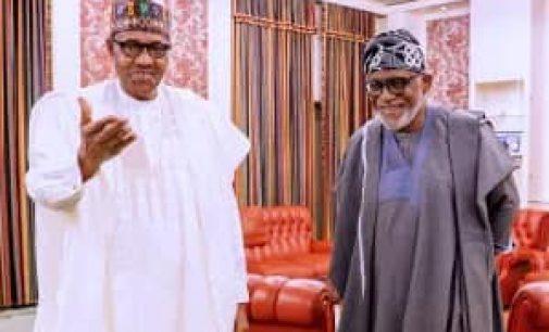 Akeredolu Tackles Buhari: Prove To Nigerians You Don't Support Criminal Herdsmen