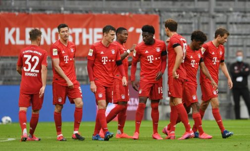 Bayern Miss Chance To Secure Title After Loss At Mainz